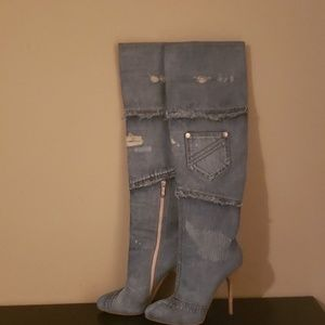 Shoes - Gianmarco Lorenzi OTK Boots